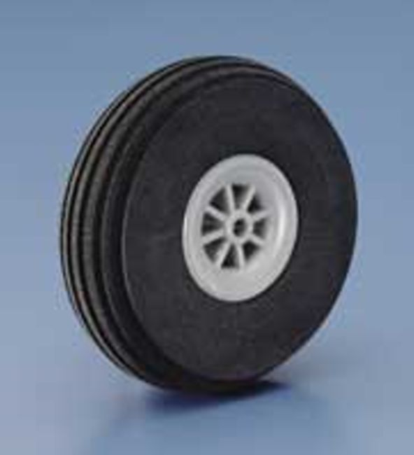 2 DU-BRO 275TL Treaded Lite Wheels 2-3//4 inch