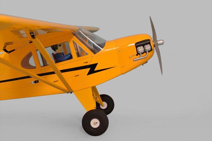 Piper J3 Cub Rc Plane